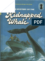 35 The Three Investigators and the Mystery of the Kidnapped Whale