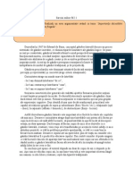 Importanța Dezvoltării Gândirii Laterale La Vârste Fragede(Carina)