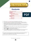 Yamaha Song Filer Manual