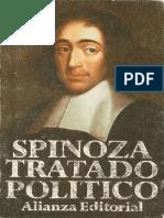 SPINOZA-Tratado Político- Cap I y II