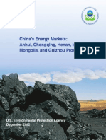 2012 China Energy Market