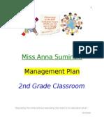 Anna Suminski-Managment Plan