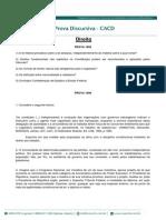 Provas de Direito-1995 a 2014