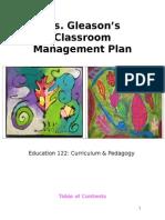 Classroom Management Plan Official.docx