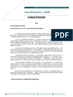 Provas de Frances-2005 a 2014