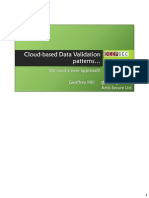 14x20.Deepsec.cloud-based Data Validation Patterns