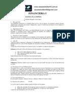 Administracion Financiera, Apunte General de La Materia
