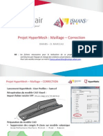 Correction Projet Maillage ISMANS