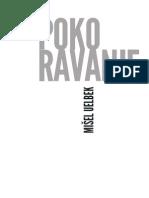 POKORAVANJE -Misel Uelbek prvih 20 strana knjige