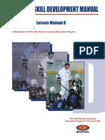 Level 1 – Skill Development Manual