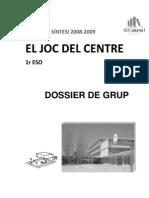 CS_1rESO_0809- Dossier de Grup
