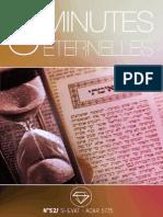 N°52 - Shevat, Adar 5775