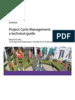 Brochure PCM 2010