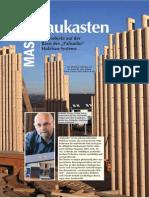 PALISADIO Im Holzbau Magazin