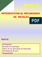 Procesos de Mecanizado--Introduccion - Copia