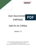 KWP2000 Manual