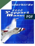 Thunderbirds 2006 Support Manual