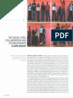 The Social Turn