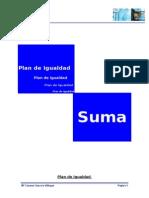 Proyecto Master Rrhh - shumaPlan Igualdad Suma