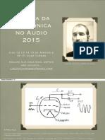 Apostila Eletronica No Audio 2015