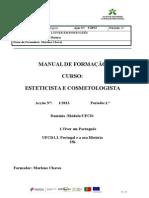 Manual de Formação Portugal e a Sua História