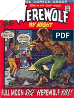 Werewolf by Night 1 Vol 1