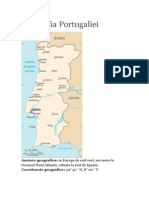 GEOGRAFIA PORTUGALIEI