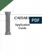 Guia de Aplicaciones Caesar II
