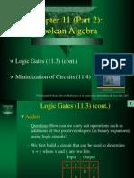 Boolean Algebra 2