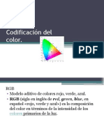 Codificación Del Color