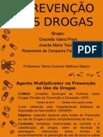 SEMINÁRIO DROGAS