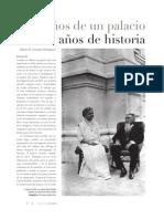 100 años del Palacio Cantón