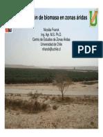 Producción de Biomasa en Zonas Áridas