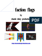 10 Faction Flags