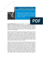 Frederick Winslow Taylor