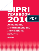 SIPRI YEARBOOK - Armaments, Disarmament and International Security