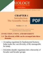 012 Scientific Study of Life