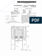 USPTO 20110180032A1 - Insulated Combustion Chamber