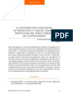 4.-Distribucion Equitativa Beneficios y Cargas