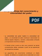 Las Geopolíticas de Conocimiento y La Colonialidad Del Poder