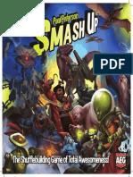 Smash Up Rulebook