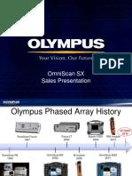 Sales Presentation - OmniScan SX-R1
