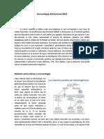 Inmunología Antitumoral