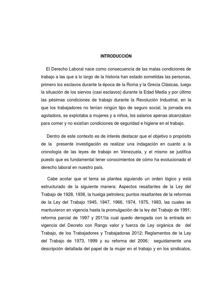 Cronologia de la Ley del Trabajo en Venezuela Post Grado.-2.pdf