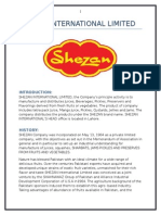 introduction of new  product of shezan