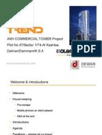 Trend BMS - Presentation