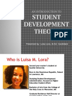 artifact j-distinctive contribution- city u student development theory