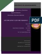 Ley de Lenz y Faraday