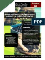 Manual Para La Reutilización de Residuos Orgánicos y La Producción de Compost
