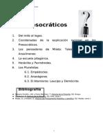 1 Pre Socratic Os